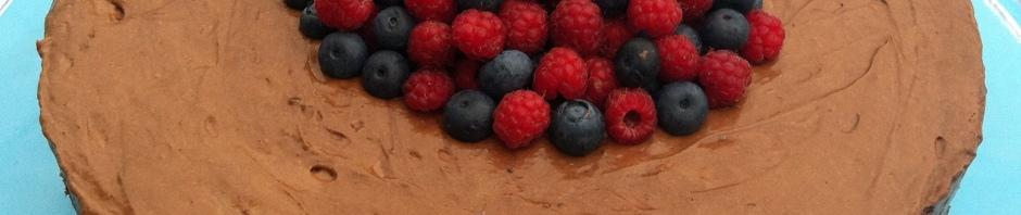 fransk sjokoladekake uten mel